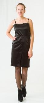 Платье женское Sasch Черный