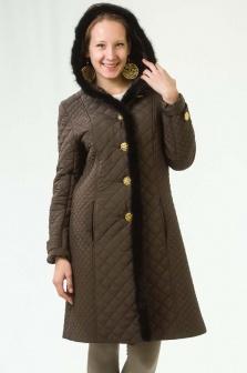 Куртка женская WEILL Коричневый