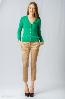 Поло женское GLENFIELD Зеленый