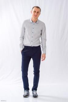 Рубашка мужская ALTATENSIONE Мультиколор