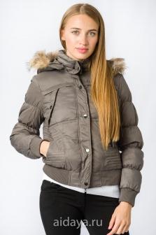 Куртка женская Sasch Серый