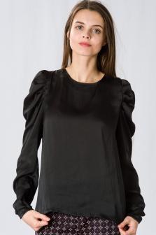 Блуза женская La Fee Maraboutee Черный