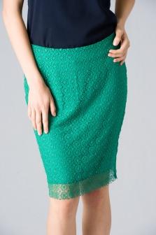 Юбка женская GLENFIELD Зеленый