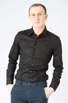Рубашка мужская SORBINO Черный