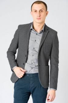 Пиджак мужской ALTATENSIONE Uomo Серый