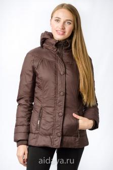 Куртка женская Sasch Коричневый