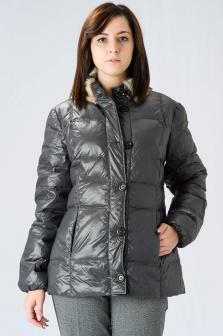Куртка женская La Fee Maraboutee Серый