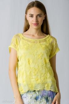 Блуза женская GLENFIELD Желтый