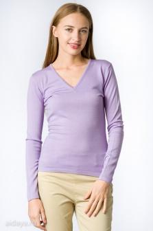 Пуловер женский GLENFIELD Лиловый