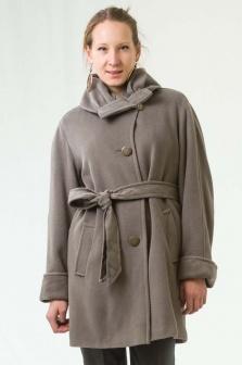 Пальто женское WEILL Серый