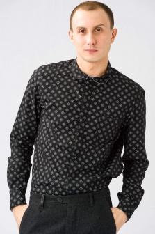 Рубашка мужская ALTATENSIONE Uomo unica