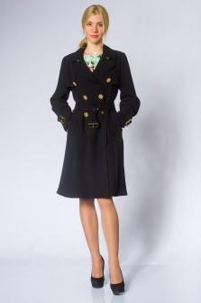 П/пальто женское WEILL Синий