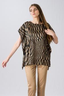 Блузка женская GLENFIELD Черный