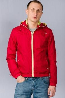 Куртка мужская ALTATENSIONE Uomo Красный