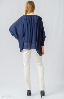 Блуза женская GLENFIELD Синий