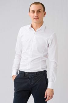 Рубашка мужская SORBINO Белый
