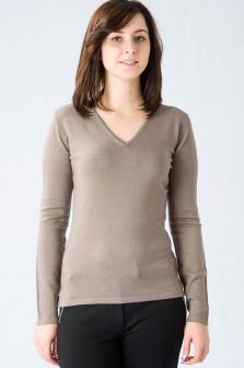 Пуловер женский GLENFIELD Бежевый