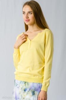 Поло женское GLENFIELD Желтый