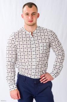 Рубашка муж. ALTATENSIONE Uomo Мультиколор
