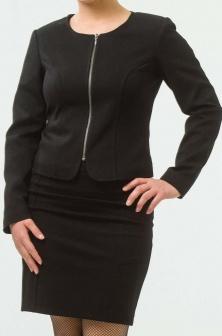 Пиджак женский GLENFIELD Черный