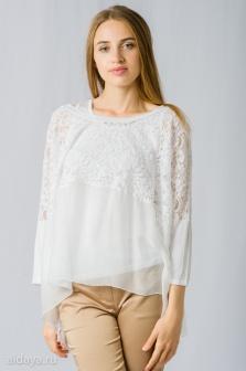 Блуза женская GLENFIELD Белый