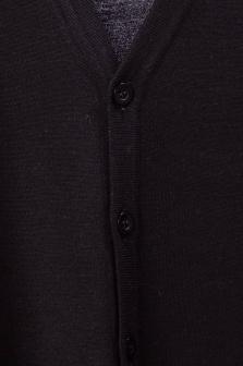 Кардиган мужской GLENFIELD Черный