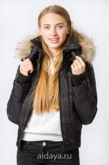 Куртка женская Sasch Красный