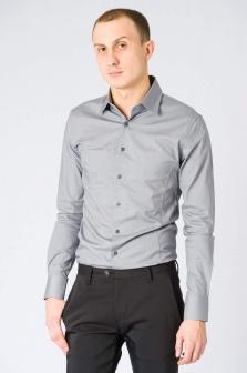 Рубашка мужская SORBINO Серый