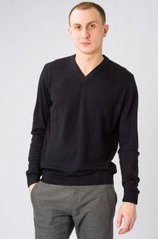 Пуловер мужской GLENFIELD Черный