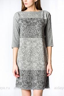 Платье GLENFIELD Серый
