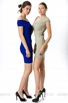 Платье женское You&You Синий