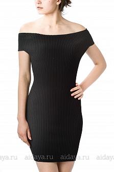 Платье женское You&You Черный