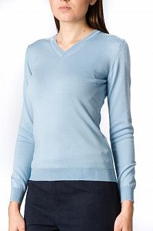Пуловер женский GLENFIELD Голубой