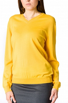 Пуловер женский GLENFIELD Желтый