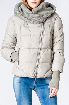 Куртка женская GLENFIELD Серый