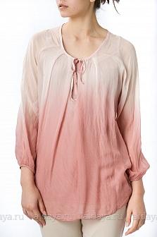 Блуза женская Giulia Розовый