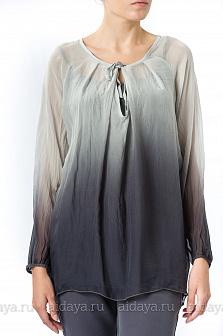 Блуза женская Giulia Серый