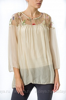 Блуза женская Mity Бежевый