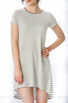 Платье GLENFIELD Бежевый