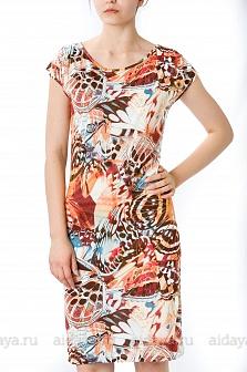Платье GLENFIELD Оранжевый