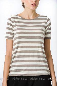 футболка женская GLENFIELD Бежевый