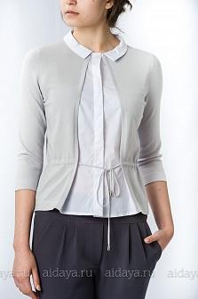 Рубашка женская LOUISE OROP Серый