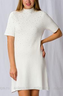 Платье женское LOUISE OROP Белый