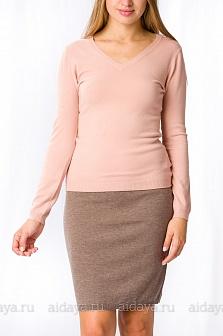 Пуловер женский LOUISE OROP Розовый