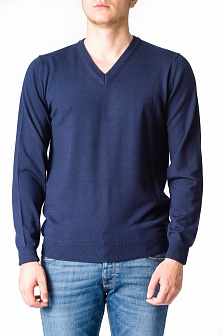 Пуловер мужской GLENFIELD Синий