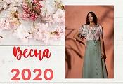 Новые весенние платья, футболки и джемперы Glenfield